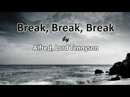 break break break by alfred tennyson in hindi  break break break by alfred tennyson in hindi