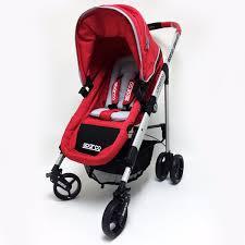 coche para niños color rojo sparco