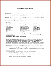 Generic Resume Samples Job Proposal Example