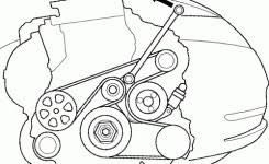 I need to replace the alternator belt on my Baja 2003  Any also 1997 Subaru Impreza 2 2L Serpentine Belt Diagram besides  likewise 2004 Subaru Outback Serpentine Belt Routing And Timing Belt as well Replacing Accessory Belts on a Subaru Impreza as well 2007 subaru outback H6 3 0L serpentine belt diagram   Fixya also How do you release the tension on the serpintine belt tensioner on in addition Repair Guides   Routine Maintenance   Belts   Autozone in 1989 also Serpentine Belt Replacement   Page 2   Subaru Outback   Subaru furthermore  as well Diagram for serpentine belt for Subaru Outback H6    Subaru. on 2005 subaru outback serpentine belt repment