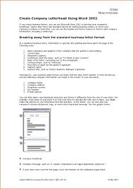Business Letter Format Example Multiple Recipient Awesome Letter ...