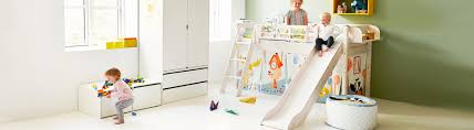 kids loft bed with slide. Slides. Bed Kids Loft With Slide 4