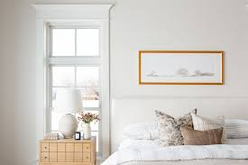 how to decorate the area above your bed