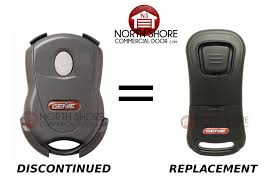 genie gict390 1bl garage door opener compact 1 on intellicode remote replacement