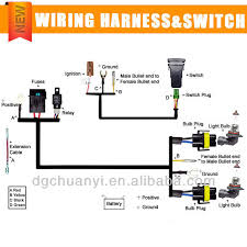 driving light wiring harness diagram wiring diagrams for diy car how to wire fog lights to parking lights at Fog Lamp Relay Wiring Diagram