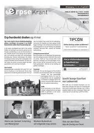 Erpse Krant 2017 Editie 16 By Erpse Krant Issuu