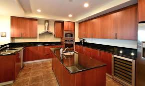 modern kitchen cabinets cherry. Brilliant Cherry Cherry Wood Kitchen Cabinet Modern Cabinets  With Black Granite Throughout Modern Kitchen Cabinets Cherry E