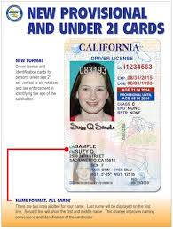 Drivers Laist Now Get Vertical Underage California License A Will