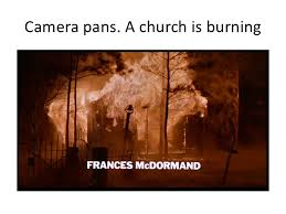mississippi burning analysis of opening scene a church is burning