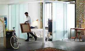 with sliding room dividers