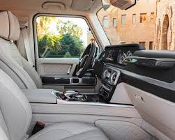 A beautiful white mercedes benz g wagon (w/ red interior)! Pin On Benz G Class