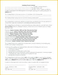 Event Planning Services Agreement Event Planner Contract Template Wedding Photography Free
