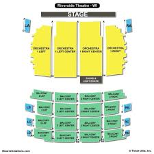 Cibc Seating Chart With Seat Numbers Unusual Pabst Theatre Seating Chart Overture Center Seat Map