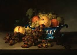famous bowl of fruit painting. Famous Fruit Bowl Painting To Of
