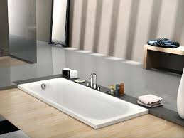 built in bathtub rectangular built in acrylic bathtub the essentials built in bathtub by built in shelves around bathtub