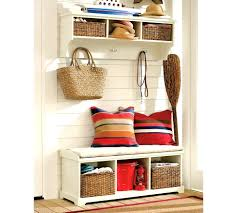 built in coat rack bench mudroom small shoe storage entryway and hooks racks