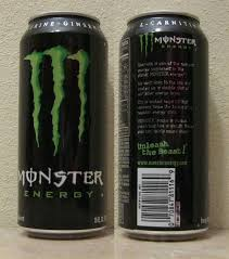 monster can.  Can Throughout Monster Can E