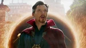 benedict berbatch as doctor strange in a still from avengers infinity war