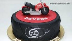 Happy Birthday Cake Design For Husband Christmas Gifts