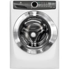 electrolux top load washer. electrolux efls517siw 4.3 cu. ft. front-load perfect steam™ washer - white top load