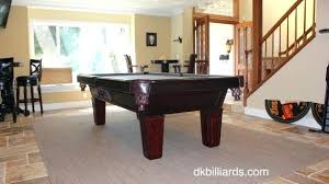 it s here pool table rug placing a on service billiard supply under area startling ideal rug under pool table