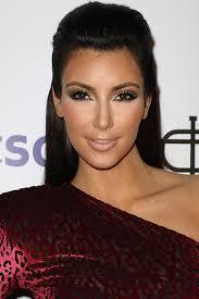 kim kardashian s makeup and hairstyles pictures of kim kardashian s beauty evolution through the years