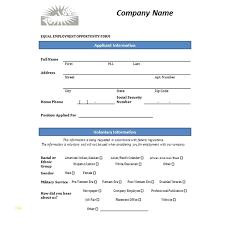 Pre Employment Application Template Unique Employment Application Template Microsoft Word Best Sample