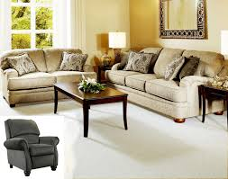 Serta Living Room Furniture Serta Upholstery By Hughes Furniture 5500 Transitional Loveseat