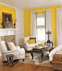 Color lover: yellow in decor