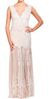 Erin Fetherston Botanical Lace Gown Formal Wedding Dresses