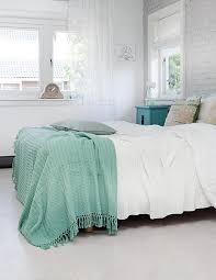 Teal Blankets And Bed Throws