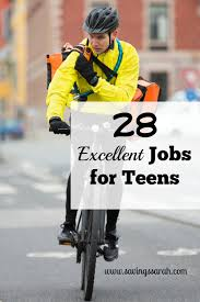 28 excellent jobs for teens earning and saving sarah 28 excellent jobs for teens