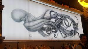 photo of 11 hanover greek new york ny united states charcoal painting