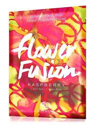 <b>Origins Flower Fusion Raspberry</b> Refreshing Sheet Mask   TheBay