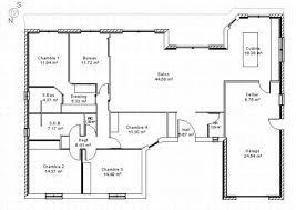 Plan De Maison En U Gratuit Plain Pied Newsindo Co A1group