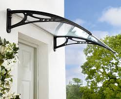 wall mounted porch door or window canopy