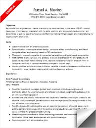 Mechanical Engineer Resume Sample