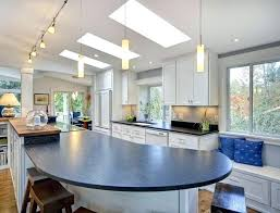 kitchen lighting vaulted ceiling pendant cathedral kitchen