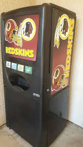 Mj Vending Machines Magnificent Redskins Vending Machine Personal Vending Machine For Sale In