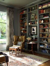 home library office. 9 vintageinspired home libraries to envy library office