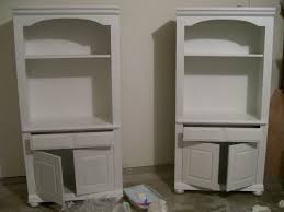 Painting Laminate Cabinets The Pear Tree Cottage How To Paint Particleboard Laminate Furniture