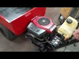 10 ways to repurpose a lawn mower engine survivopedia cool  at 1960 Cub Cadet 459 Lawn Tractor Wire Diagram