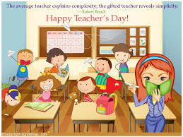 Happy Teachers Day Chart Happy Teachers Day Classroom Pictures Kids Education