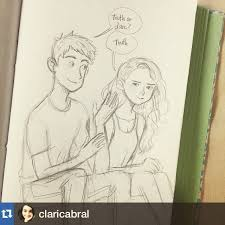 EntangledTeen — We love this BOOK OF IVY fan art so much!! #Repost...