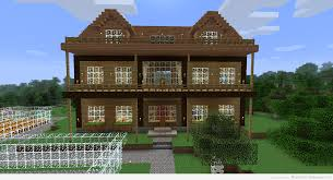 Big Minecraft House Designs Cool Minecraft Houses Easy To Build Pe Cool Minecraft