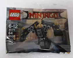 LEGO The Ninjago Movie Quake Mech Polybag Set 30379 - The Minifigure Store  - Authorised LEGO Retailer
