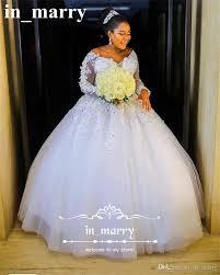 Luxury Bellanaija African Ball Gown Wedding Dresses 2017 Vintage ...