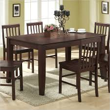 dark wood dining room furniture. Dark Wood Dining Room Furniture. This Minimalist Table Features A Rich, Furniture N