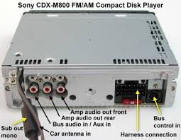sony xplod 52wx4 wiring harness wirdig sony auto cd player wiring diagram get image about wiring