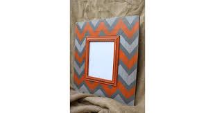 distressed wood picture frames delta girl frames distressed wood frame chevron nursery finds moms photo 6